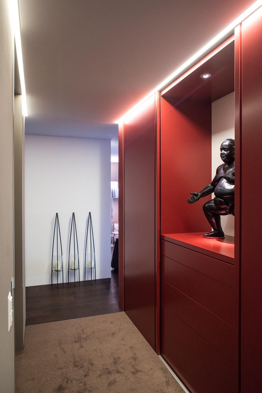 Innenarchitektur Zug urbanes design mit moderner innenarchitektur in zug regula hotz raumgestaltung