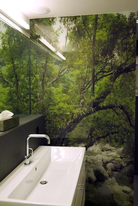 Den tag im regenwald beginnen regula hotz raumgestaltung for Raumgestaltung zug