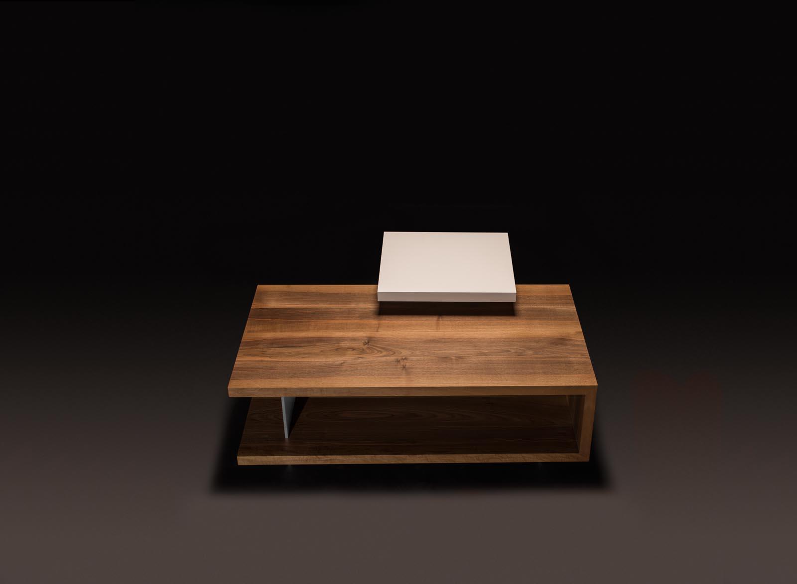 Der kubistische salontisch eine multifunktionale for Designer salontisch